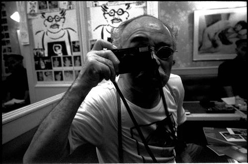 Nobuyoshi Araki (C) André Principe